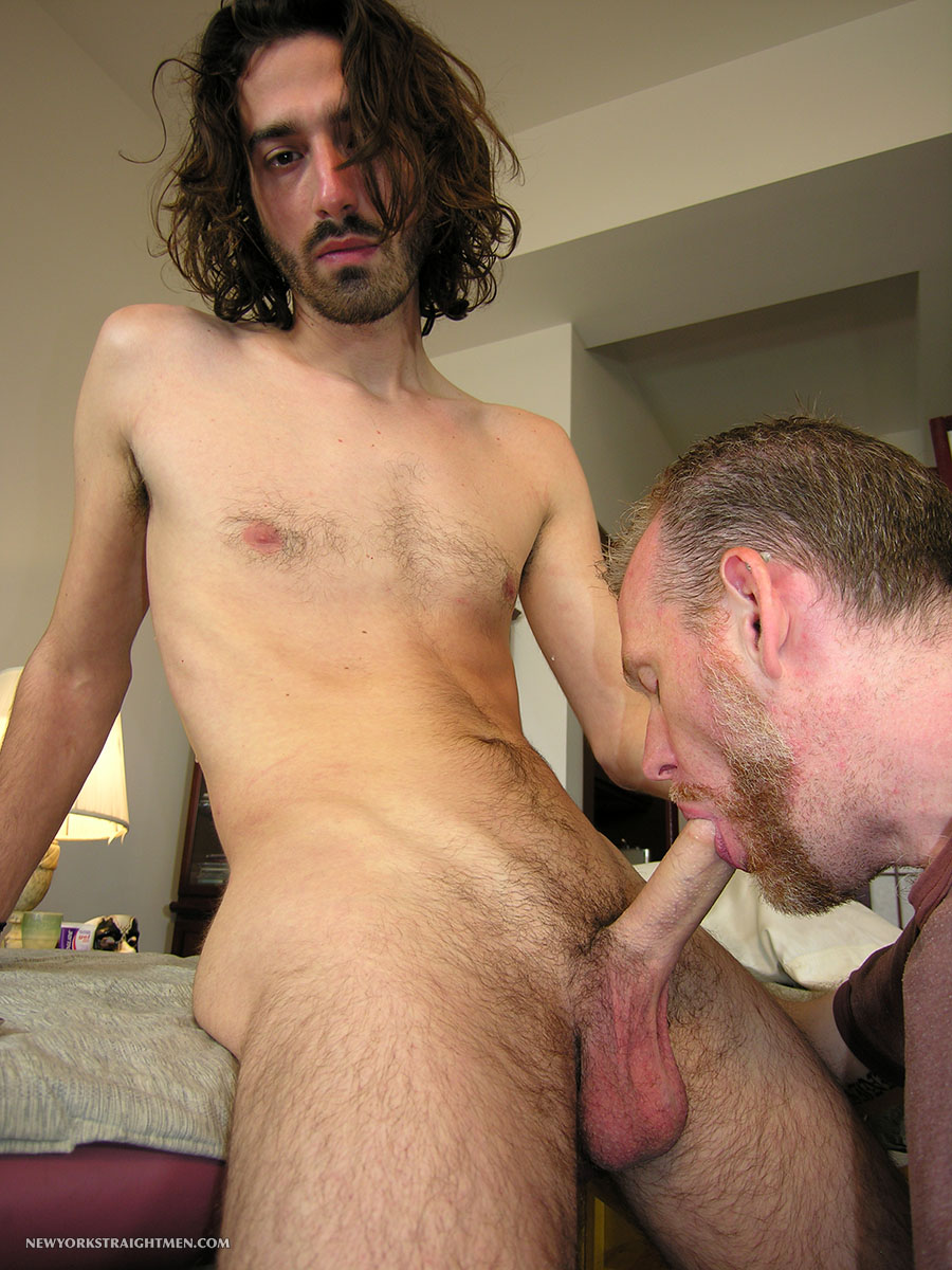 New York Straight Men Straight Brooklyn Hipster Gets Cock Sucked Amateur Gay Porn 03 Amateur Straight Brooklyn Hipster With Huge Cock Lets A Gay Guy Blow Him