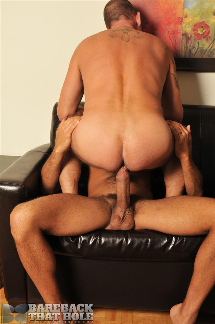 Bareback-That-Hole-Antonio-Biaggi-and-Pierce-Miller-BBBH-Huge-Cock-Bareback-Fucking-Amateur-Gay-Porn-06 Antonio Biaggi Barebacks A Pierced Daddy With His 12