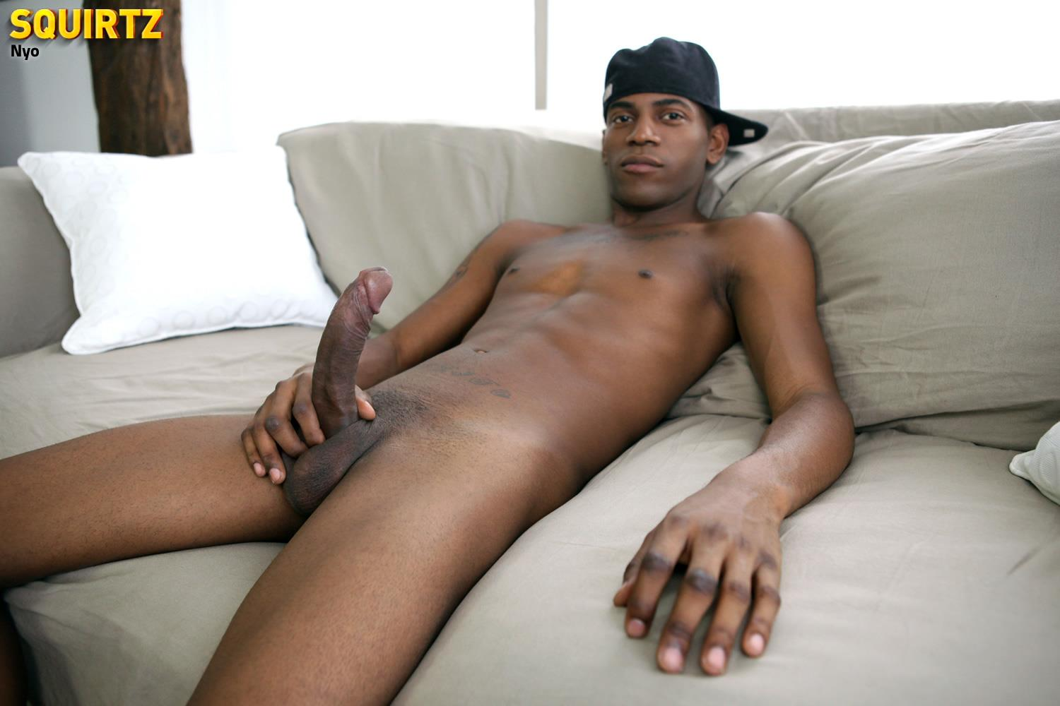 Squirtz Nyo Big Uncut Black Cock Jerking Off Cum Shot Amateur Gay Porn 20 Young Black Guy Jerking His Massive Uncut Black Cock