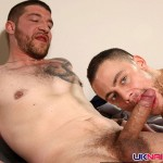 UK Naked Men Jeff Stronger and Sam Bishop Hairy Daddy Fucking A Younger Hairy Guy Amateur Gay Porn 01 150x150 Amateur Muscular Hairy Daddy Fucks His Younger Hairy Buddy