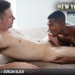 Lucas Entertainment Kings Of New York Season 2 Sean Sean Xavier and Duncan Black Interracial Fucking Big Black Cock Amateur Gay Porn 03 150x150 White Hunk Takes A 12