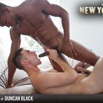 Lucas Entertainment Kings Of New York Season 2 Sean Sean Xavier and Duncan Black Interracial Fucking Big Black Cock Amateur Gay Porn 05 150x150 White Hunk Takes A 12