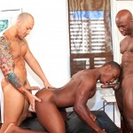 Next Door Ebony Jordano Santoro and Jay Black and Damian Brooks Interracial Gay Fucking Threeway Amateur Gay Porn 08 150x150 Interracial Muscle Couple Picks Up A Black Muscle Stud In The Park
