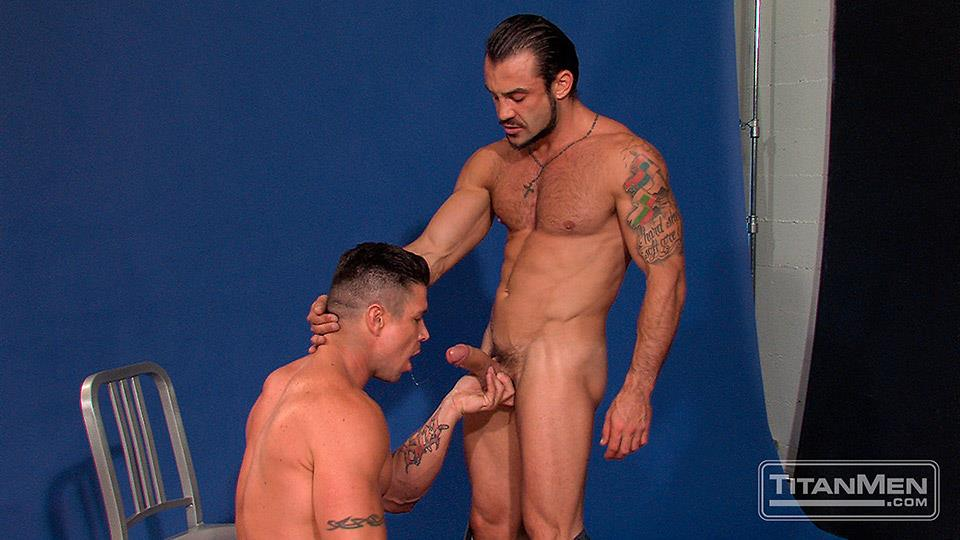 Titan Men Pounded Scene 1 George Ce Trenton Ducati Muscle Hunks With Big Uncut Cock Fucking Amateur Gay Porn 18 Muscle Hunk With A Thick Uncut Cock Fucks Another Muscle Hunk