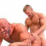 TitanMen Pounded Jesse Jackman and Landon Conrad Hairy Muscle Daddy Gets Fucked In The Ass Amateur Gay Porn 14 150x150 Blue Collar Hairy Muscle Daddy Opens Up His Ass For His Co Worker