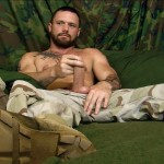 All American Heroes Sergeant Miles Army Guy Jerking Off Big Cock And Fingering Ass Amateur Gay Porn 06 150x150 Happy Veterans Day: Straight US Army Sergeant Jerks His Thick Cock