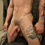 All American Heroes Sergeant Miles Army Guy Jerking Off Big Cock And Fingering Ass Amateur Gay Porn 09 150x150 Happy Veterans Day: Straight US Army Sergeant Jerks His Thick Cock
