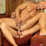 UK Naked Men Aymeric Deville and Craig Farrel Big Thick Uncut Cocks Fucking Amateur Gay Porn 21 150x150 Aymeric Deville And His Thick Uncut Cock Getting Fucked By A Stranger