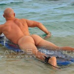 Island Studs Justin Marine Drill Sergeant Stroking His Thick Cock In Public Amateur Gay Porn 04 150x150 Amateur Straight Marine Drill Sergeant Jerking Off On A Public Beach