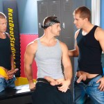 Next Door Buddies Brandon Lewis Paul Wagner Brody Wilder Hung Jocks Fucking In The Locker Room Amateur Gay Porn 02 150x150 Muscle Jocks Tag Teaming A Hot Muscle Ass In The Gym Locker Room