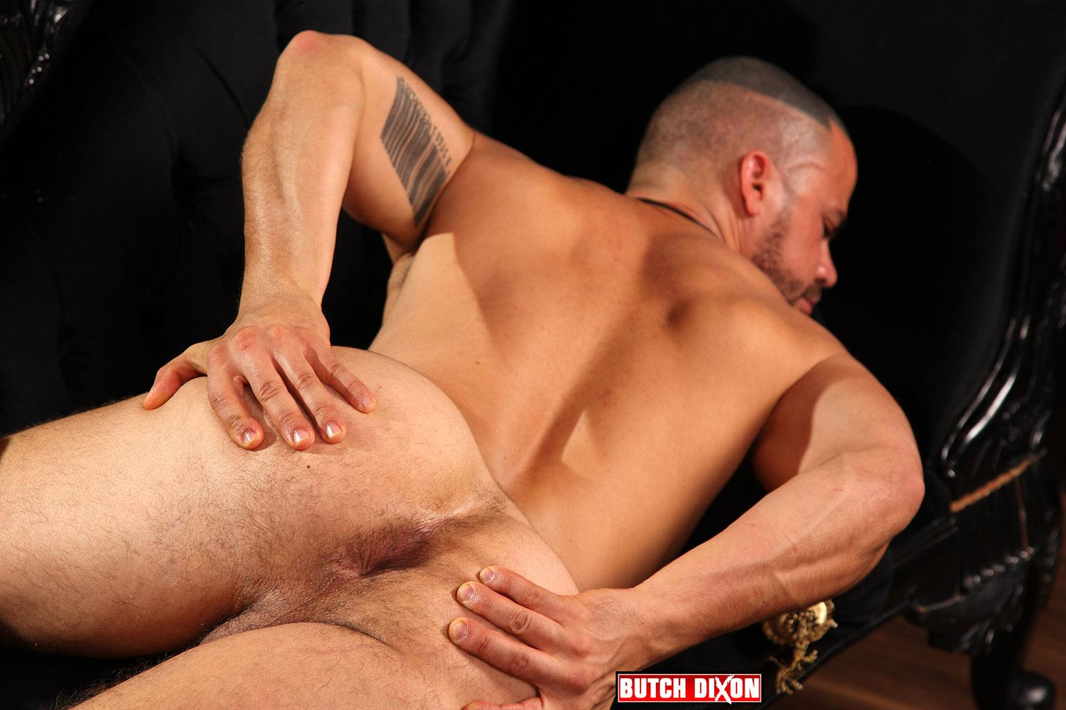 Butch-Dixon-Delta-Kobra-Muscle-Hunk-With-A-Big-Uncut-Cock-Jerking-Off-Amateur-Gay-Porn-15 Amateur Muscle Hunk Delta Kobra Jerks His Big Thick Uncut Cock