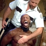 Fetish Force Race Cooper and Dirk Caber Black Guy Forced To Suck White Cock Amateur Gay Porn 06 150x150 Black Inmate Race Cooper Forced To Suck A Guards Thick White Cock