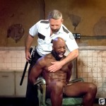 Fetish Force Race Cooper and Dirk Caber Black Guy Forced To Suck White Cock Amateur Gay Porn 07 150x150 Black Inmate Race Cooper Forced To Suck A Guards Thick White Cock