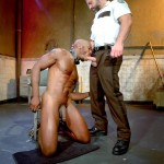 Fetish Force Race Cooper and Dirk Caber Black Guy Forced To Suck White Cock Amateur Gay Porn 11 150x150 Black Inmate Race Cooper Forced To Suck A Guards Thick White Cock