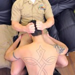 All American Heroes PRIVATE ANTONIO AND NAVY CORPSMAN LOGAN Military Guys Sucking Cock Amateur Gay Porn 09 150x150 US Navy Corpsman Trades Blowjobs With A British Army Private
