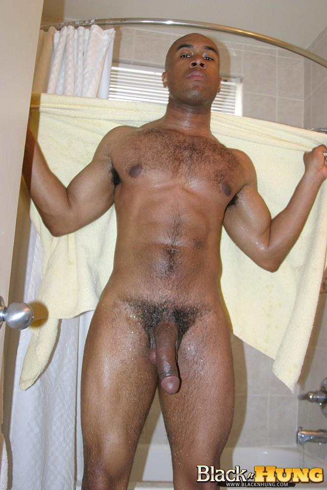 Black N Hung Black Bull Big Black Cock Jerk Off Military Amateur Gay Porn 08 Black Bull Military Stud Jerking Off His Massive Big Black Cock