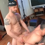 Maskurbate Elio and Manuel Deboxer Muscle Guys Flip Fucking Big Uncut Cock Amateur Gay Porn 10 150x150 Straight Muscle Guy Takes His First Ever Cock Up The Ass