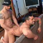 Maskurbate Elio and Manuel Deboxer Muscle Guys Flip Fucking Big Uncut Cock Amateur Gay Porn 13 150x150 Straight Muscle Guy Takes His First Ever Cock Up The Ass