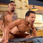 Raging Stallion Boomer Banks and Trelino Huge Uncut Cock Fucking A Black Ass Amateur Gay Porn 11 150x150 Young Black Guy Takes Boomer Banks Huge Uncut Cock Up The Butt