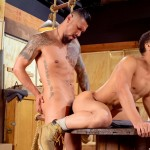 Raging Stallion Boomer Banks and Trelino Huge Uncut Cock Fucking A Black Ass Amateur Gay Porn 12 150x150 Young Black Guy Takes Boomer Banks Huge Uncut Cock Up The Butt