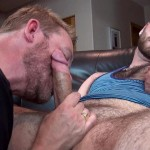 Suck Off Guys Tyler Beck and Aaron French Young Hairy Beefy Guy With A Thick Hairy Cock Amateur Gay Porn 20 150x150 21 Year Old Hairy and Hung Stud Gets His Thick Cock Sucked