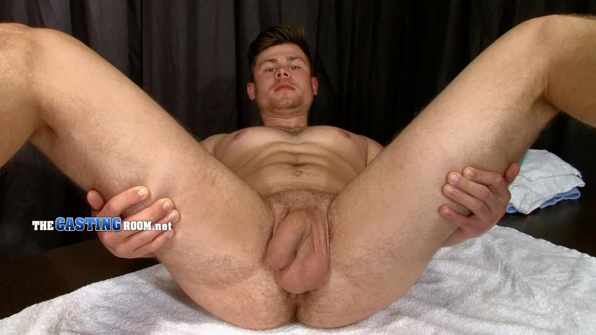 Huge black uncut cock