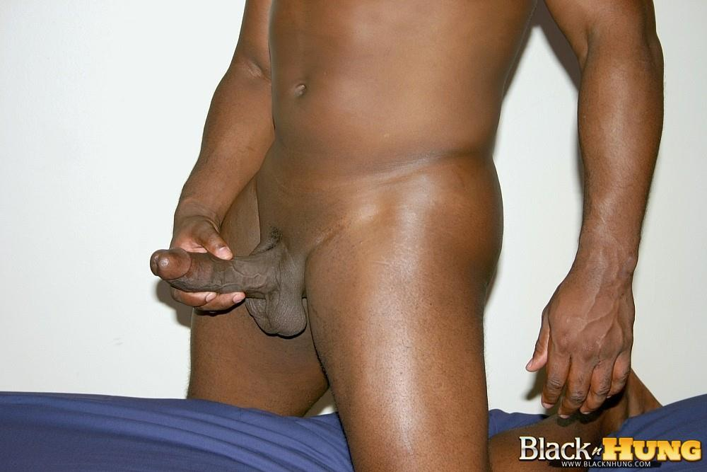 Black-N-Hung-D-Total-Package-Black-Muscle-Thug-Jerking-His-Thick-Black-Cock-Amateur-Gay-Porn-13 Black Muscle Thug Jerking Off His Thick Black Cock