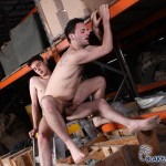 Blake Mason Riley Tess And Jonny Parker Hairy British Guys With Big Uncut Cocks Fucking Amateur Gay Porn 11 150x150 Horny, Hairy, Uncut British Guys Fucking In A Warehouse