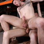 Blake Mason Riley Tess And Jonny Parker Hairy British Guys With Big Uncut Cocks Fucking Amateur Gay Porn 17 150x150 Horny, Hairy, Uncut British Guys Fucking In A Warehouse