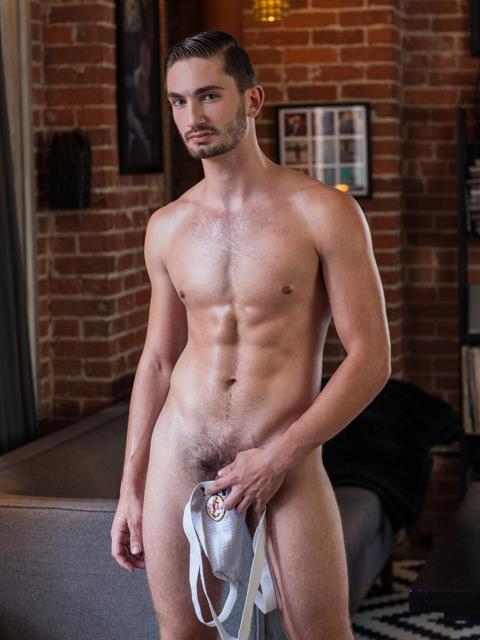 Randy-Blue-Preston-Cole-GQ-looking-Guy-With-A-Huge-Uncut-Cock-Jerking-Off-Amateur-Gay-Porn-08 Hottie Preston Cole Jerking His Huge Uncut Cock