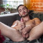 Randy Blue Preston Cole GQ looking Guy With A Huge Uncut Cock Jerking Off Amateur Gay Porn 12 150x150 Hottie Preston Cole Jerking His Huge Uncut Cock