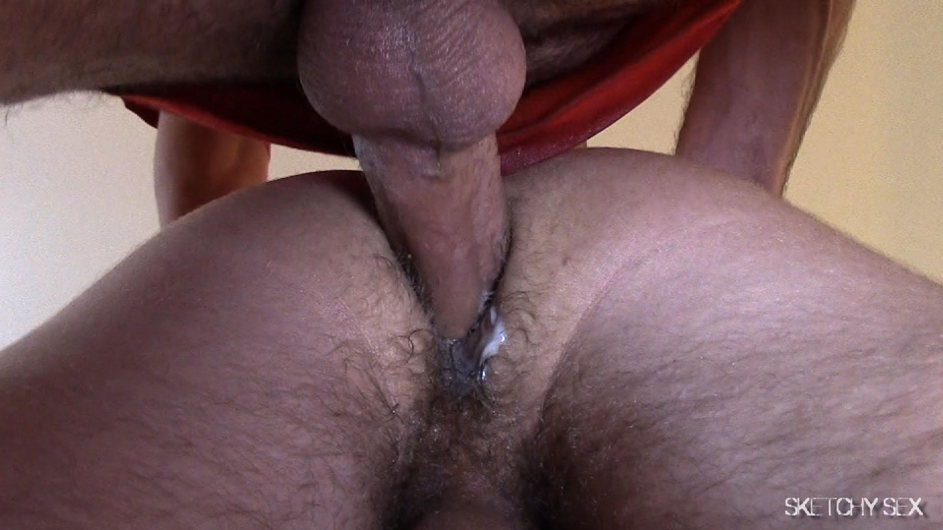 Sketchy Sex Nate Getting Fucked Bareback By A 10 Inch Craigslist Cock Amateur Gay Porn 11 Taking A 10
