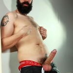 UK-Naked-Men-Tom-Long-Bearded-Guy-With-A-Big-Uncut-Cock-Jerk-Off-Amateur-Gay-Porn-08-150x150 Bearded Guy From England Jerking His Big Uncut Cock