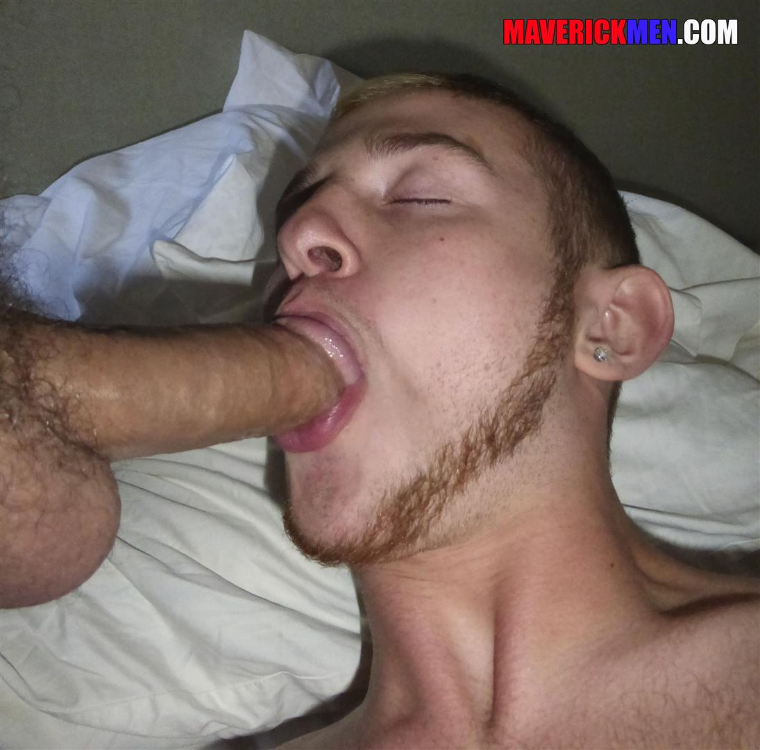 Maverick Men Archer Young Jock With A Big Cock Getting Barebacked By Daddy Amateur Gay Porn 13 Little Young Jock With A Huge Cock Getting Bareback By Two Muscle Daddies