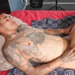 Fantastic Foreskin Drew DAgosto and Little Ray Big Uncut Cock Straight Thug Latinos Fucking Amateur Gay Porn 14 150x150 Straight Uncut Latino Thug Fucks His Younger Buddy With His Big Uncut Cock