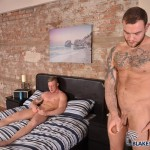 Blake Mason Andy Lee and Liam Lawrence Straight Muscle Hunks With Big Uncut Cocks Amateur Gay Porn 18 150x150 Big Uncut Cock Straight Muscle Guys Jerking Off