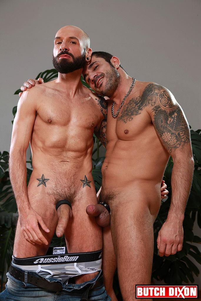 Butch-Dixon-Kris-Kurt-and-Max-Toro-Big-Uncut-Cocks-Bareback-Fucking-Amateur-Gay-Porn-17 Max Toro Barebacking Kris Kurt's Slutty Ass With His Huge Uncut Cock
