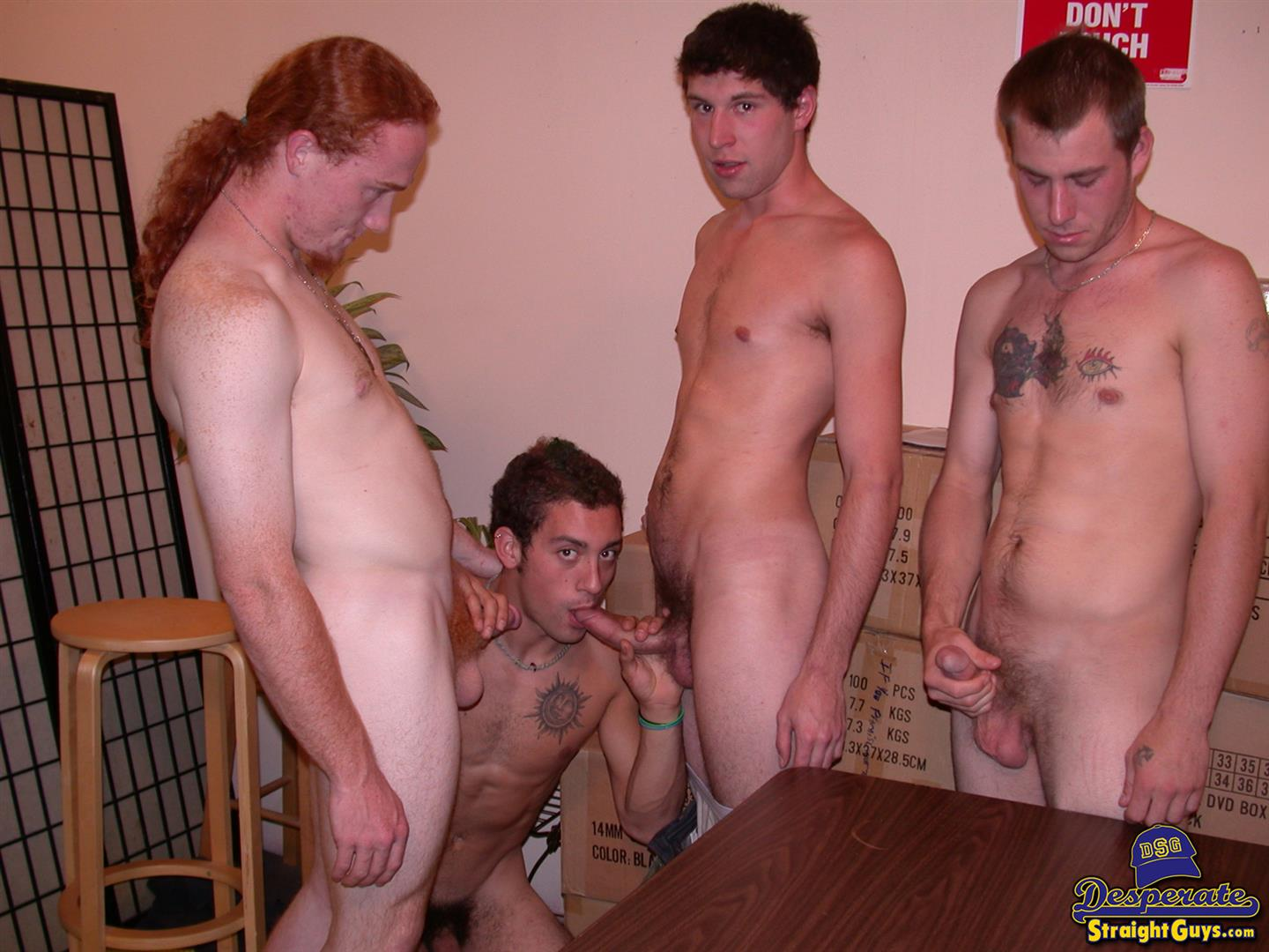 Desperate Straight Guys DJ and Aires and Ryley Nyce and Cory Woodall Flip Flop Fucking Amateur Gay Porn 03 Desperate Straight Guys Flip Flop Fucking For Cash