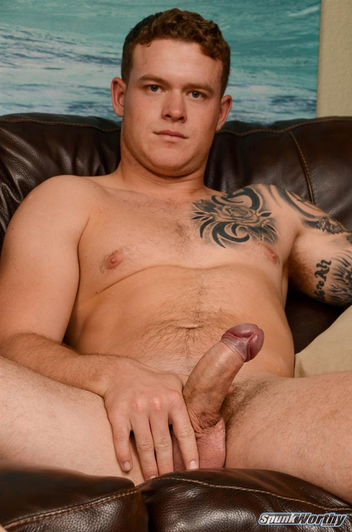 SpunkWorthy-Finn-Irish-Guy-With-A-Huge-Uncut-Cock-Jerking-Off-Amateur-Gay-Porn-05 Straight Irish Hunk Jerking His Big Thick Uncut Cock