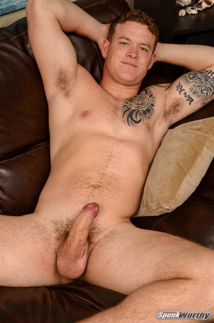 SpunkWorthy Finn Irish Guy With A Huge Uncut Cock Jerking Off Amateur Gay Porn 14 Straight Irish Hunk Jerking His Big Thick Uncut Cock