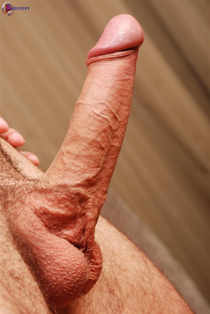 Jerking Big Cock