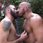 Cum Pig Men Alessio Romero and Ethan Palmer Hairy Muscle Latino Daddy Cocksucking Amateur Gay Porn 01 150x150 Hairy Latino Muscle Daddy Gets A Load Sucked Out And Eaten