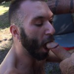 Cum Pig Men Alessio Romero and Ethan Palmer Hairy Muscle Latino Daddy Cocksucking Amateur Gay Porn 14 150x150 Hairy Latino Muscle Daddy Gets A Load Sucked Out And Eaten