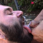 Cum Pig Men Alessio Romero and Ethan Palmer Hairy Muscle Latino Daddy Cocksucking Amateur Gay Porn 20 150x150 Hairy Latino Muscle Daddy Gets A Load Sucked Out And Eaten