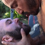Cum Pig Men Alessio Romero and Ethan Palmer Hairy Muscle Latino Daddy Cocksucking Amateur Gay Porn 37 150x150 Hairy Latino Muscle Daddy Gets A Load Sucked Out And Eaten