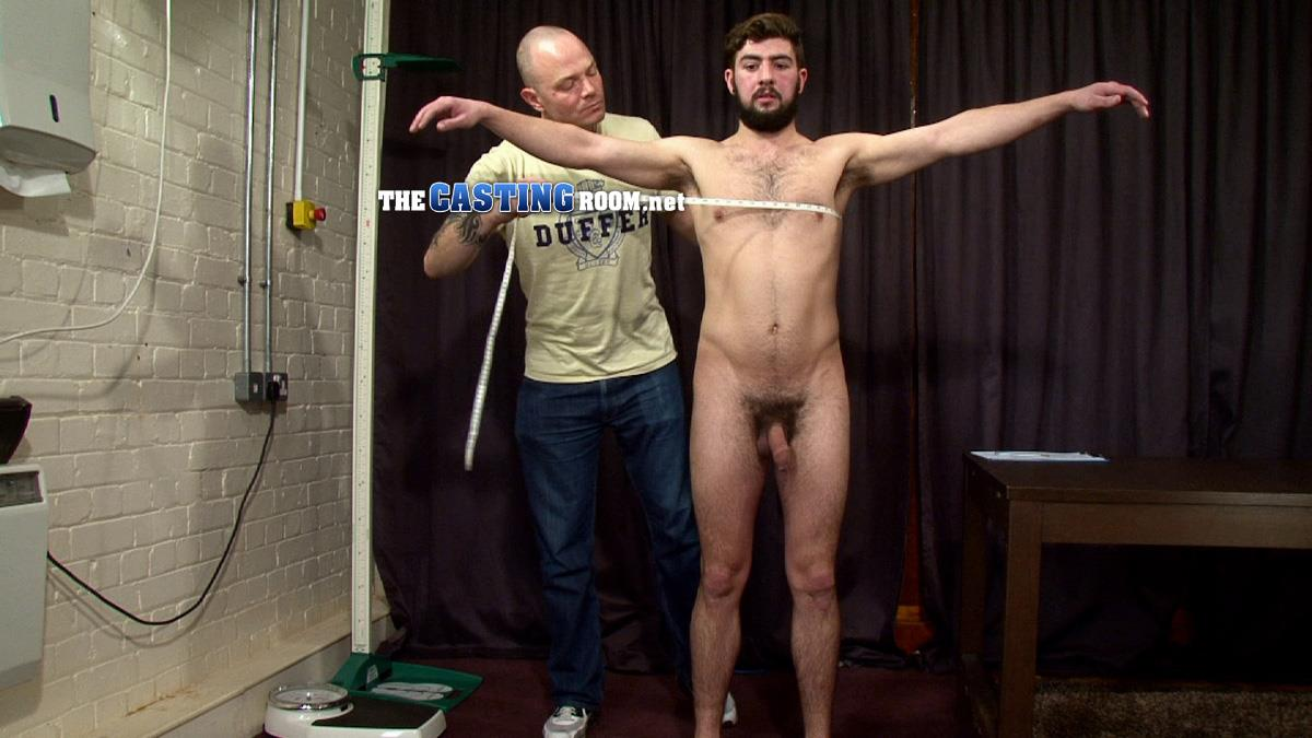 The Casting Room Ross Straight Guy With Hairy Ass A Big Uncut Cock Amateur Gay Porn 07 Straight British Guy With A Big Uncut Cock Auditions For Porn