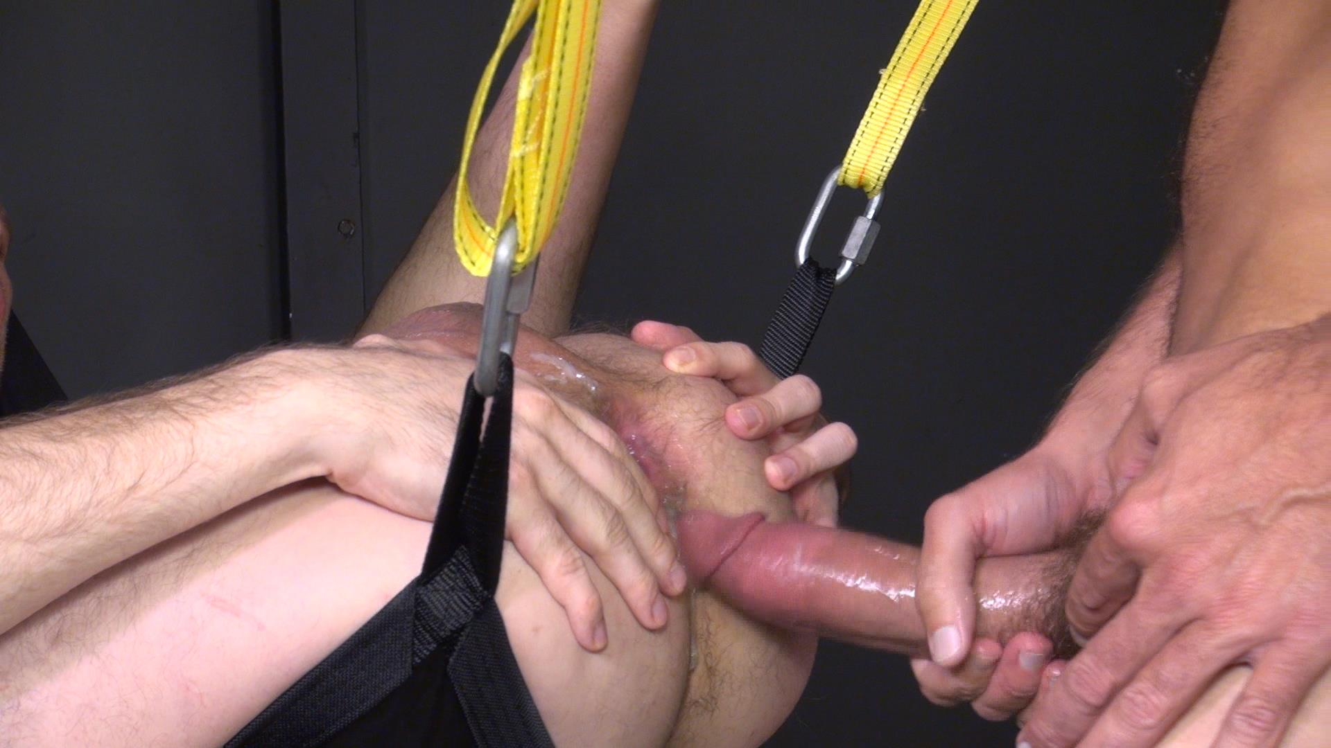 Raw and Rough Blake Dawson and Super Steve Horse Cock Bareback Breeding Amateur Gay Porn 01 Huge Cock Bareback Breeding A Tight Hole In A Sex Sling