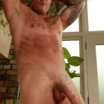 Butch Dixon Big T British Muscle Daddy With A Big Uncut Cock Amateur Gay Porn 22 150x150 British Muscle Daddy Jerking Off His Big 9
