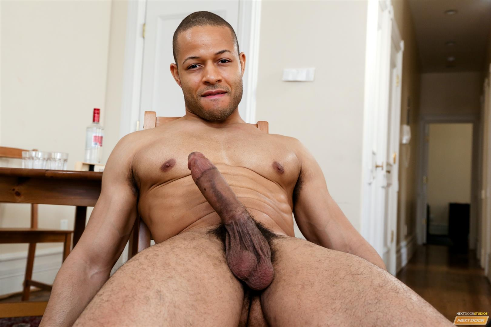Next-Door-Ebony-Krave-Moore-and-Andre-Donovan-and-Rex-Cobra-Big-Black-Cock-Amateur-Gay-Porn-02 Three Black Guys Playing Strip Dominoes With Their Big Black Cocks