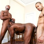 Next Door Ebony Krave Moore and Andre Donovan and Rex Cobra Big Black Cock Amateur Gay Porn 12 150x150 Three Black Guys Playing Strip Dominoes With Their Big Black Cocks